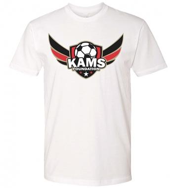 White unisex youth t-shirt
